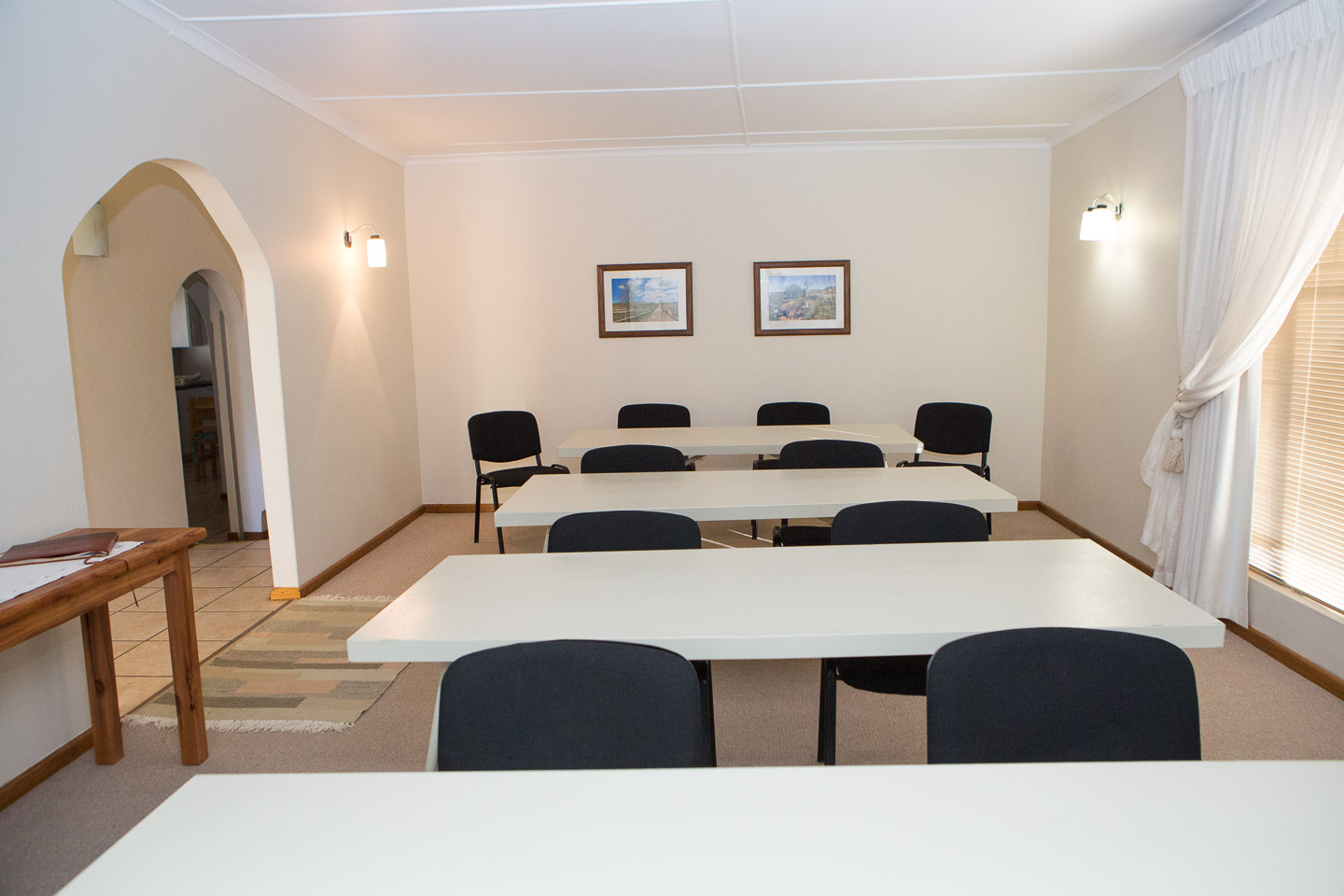 Conference Facilities at Rolbos Guesthouse
